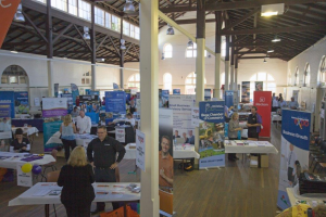 Business Skills Expo at Bega Showground Pavilion