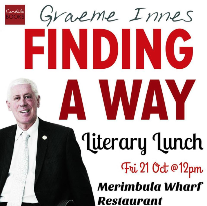 Literary Lunch Graeme Pic